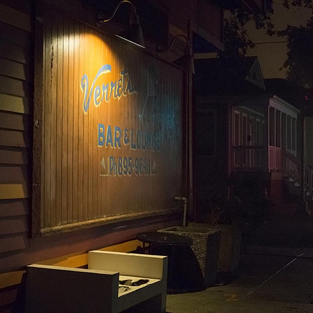 The Vanishing Black Lounge