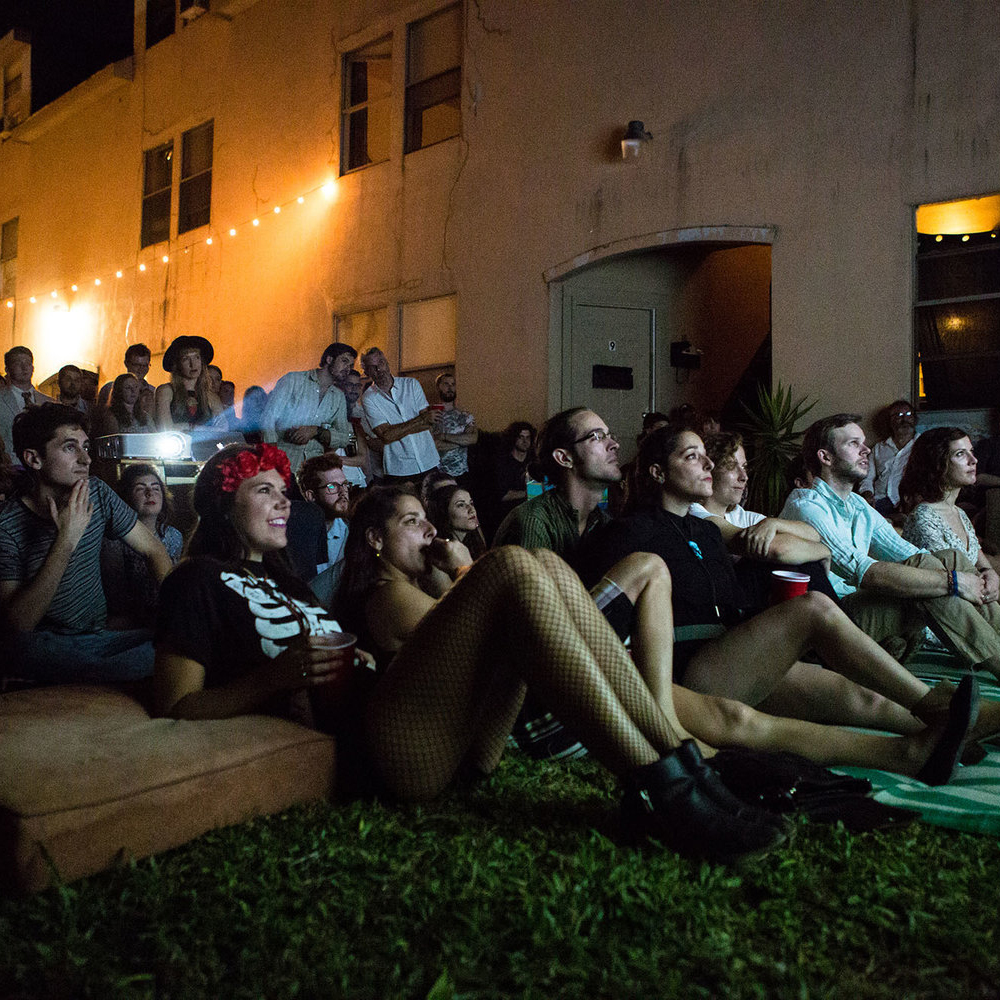 Backyard Film Festival
