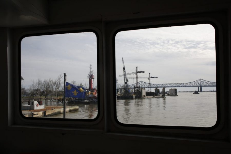 New Orleans Ferry Oral History Project